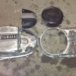 RD350 Side Covers