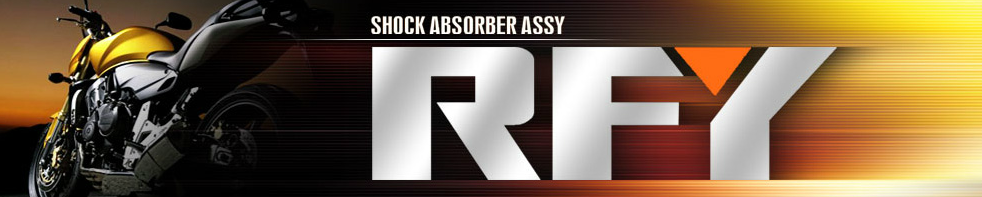 RFY Shocks logo.