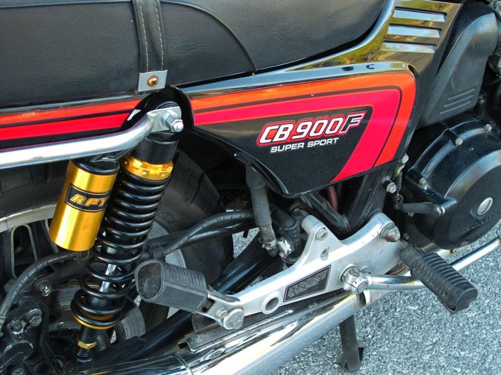 Honda CB RFY Shock Kit