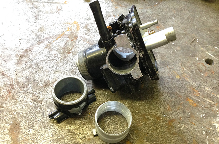 Ultrasonic Carburetor Cleaning