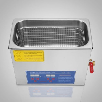 Ultrasonic Cleaning