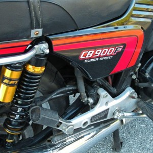 Honda CB RFY Shock Kit
