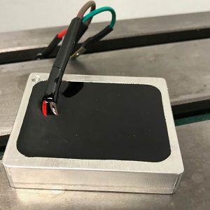 Billet 4 wire regulator for excited field generator bikes.